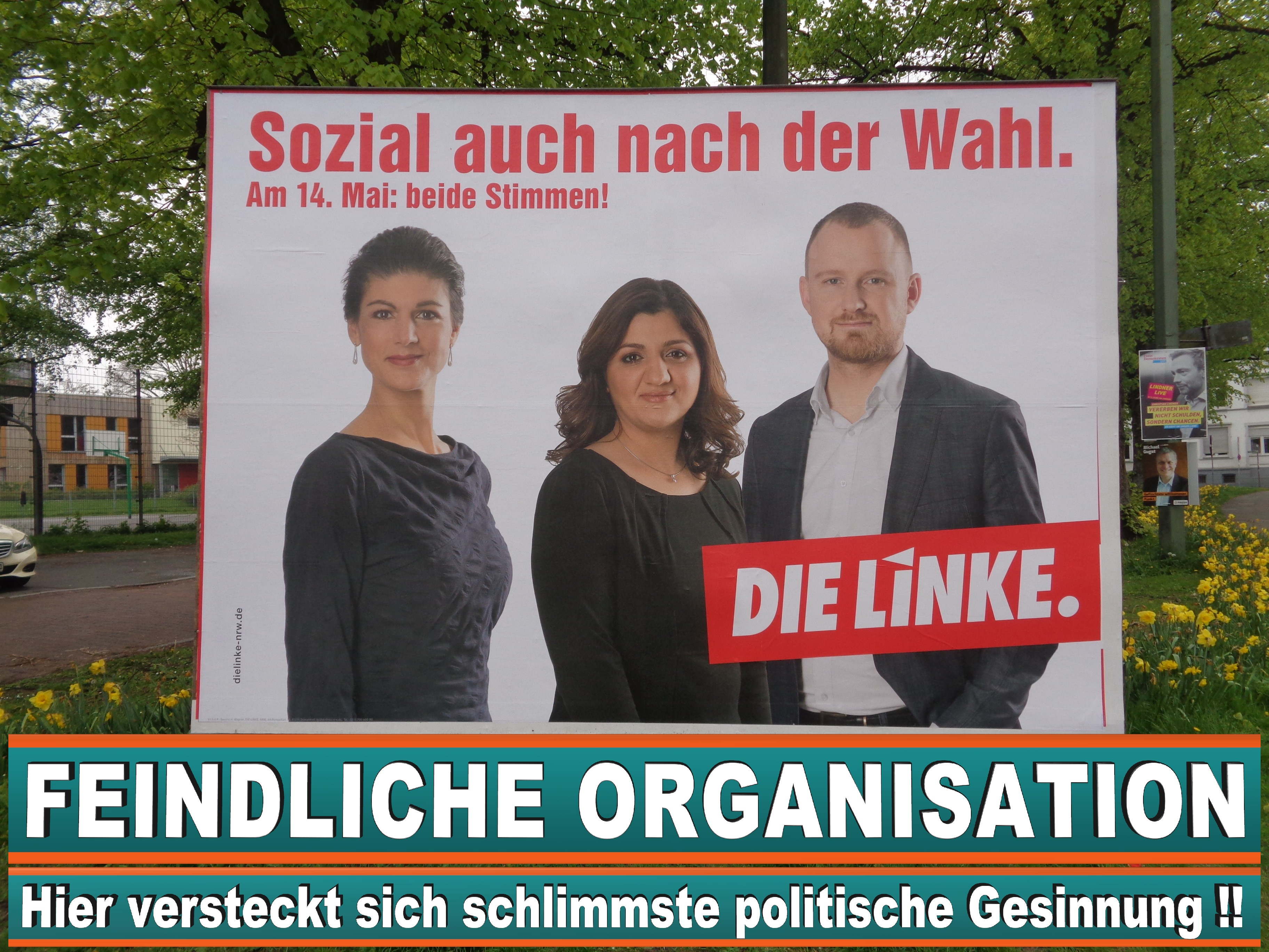 Anlage 14 A Europawahlordnung