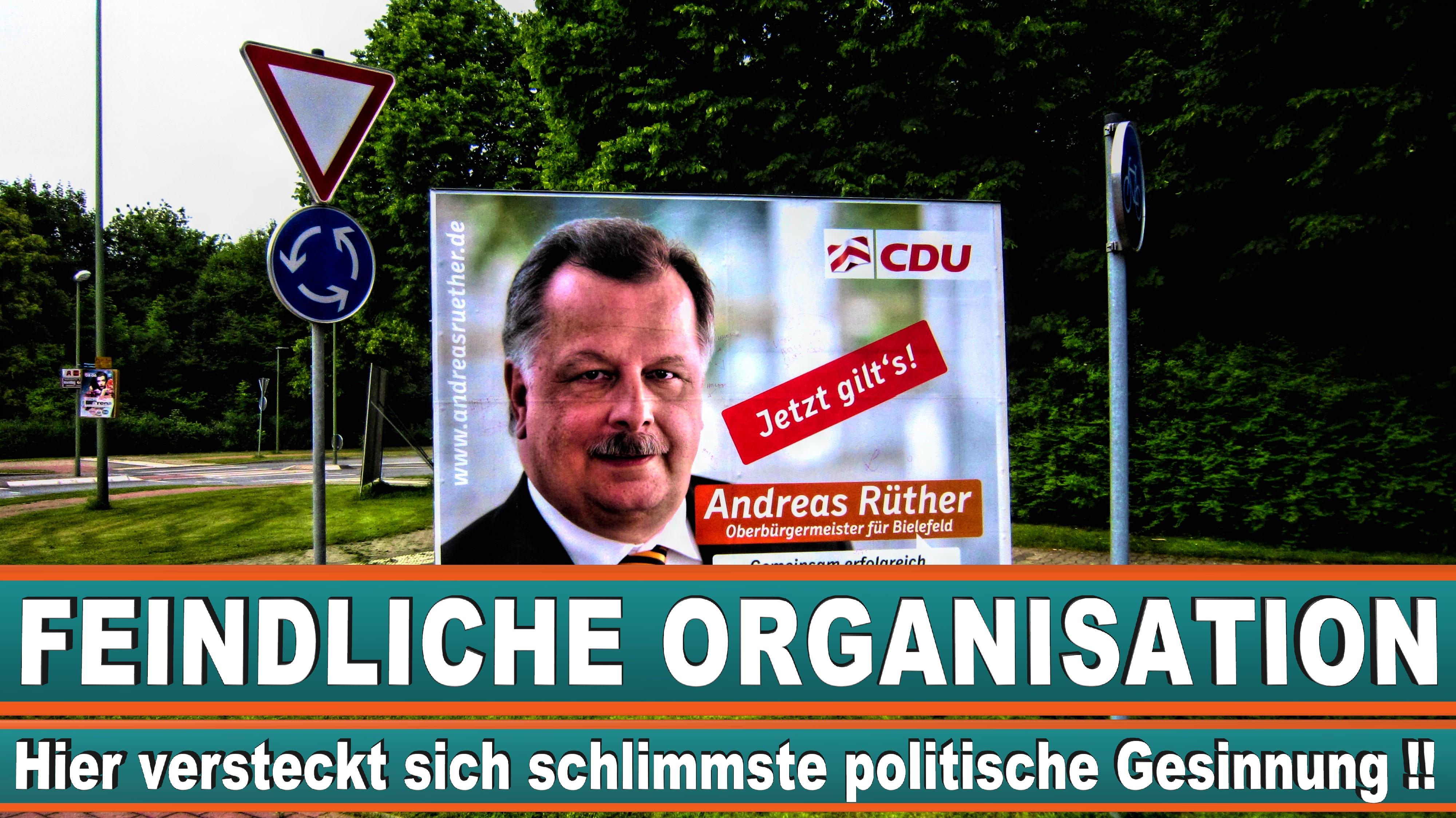 Europawahl 2019 Briefwahl