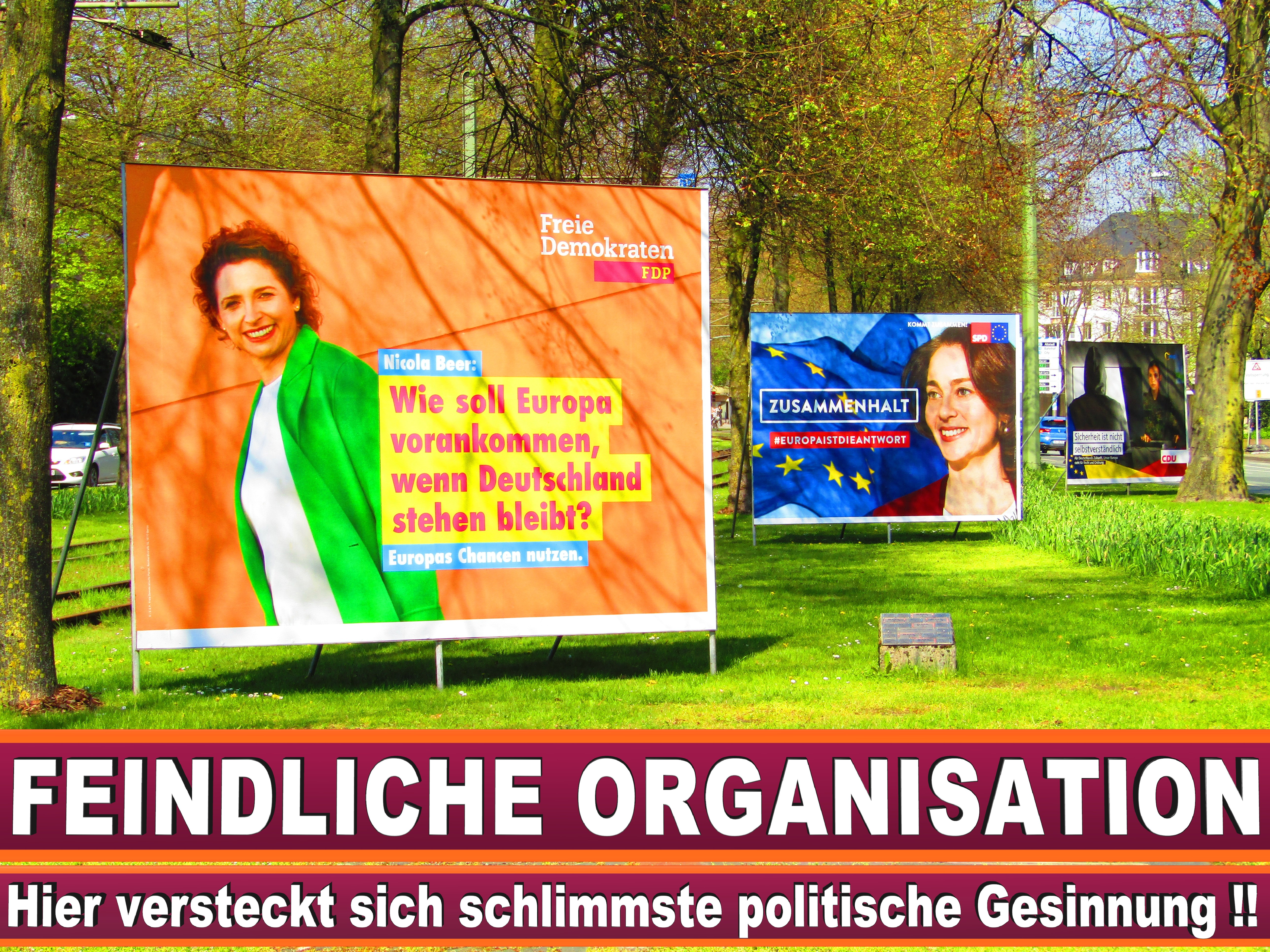 Europawahl Essen