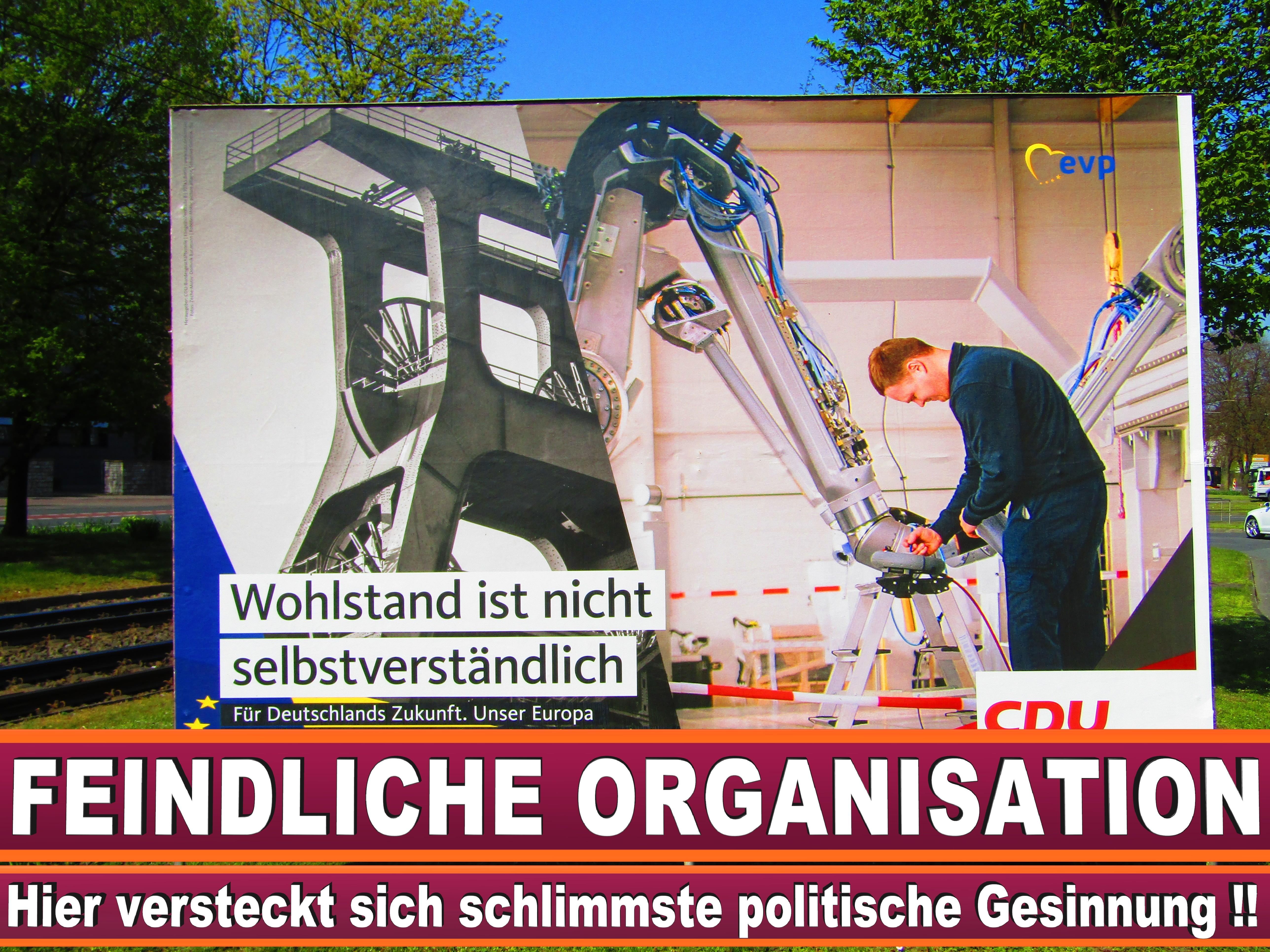 Europawahl Helfer Bonn