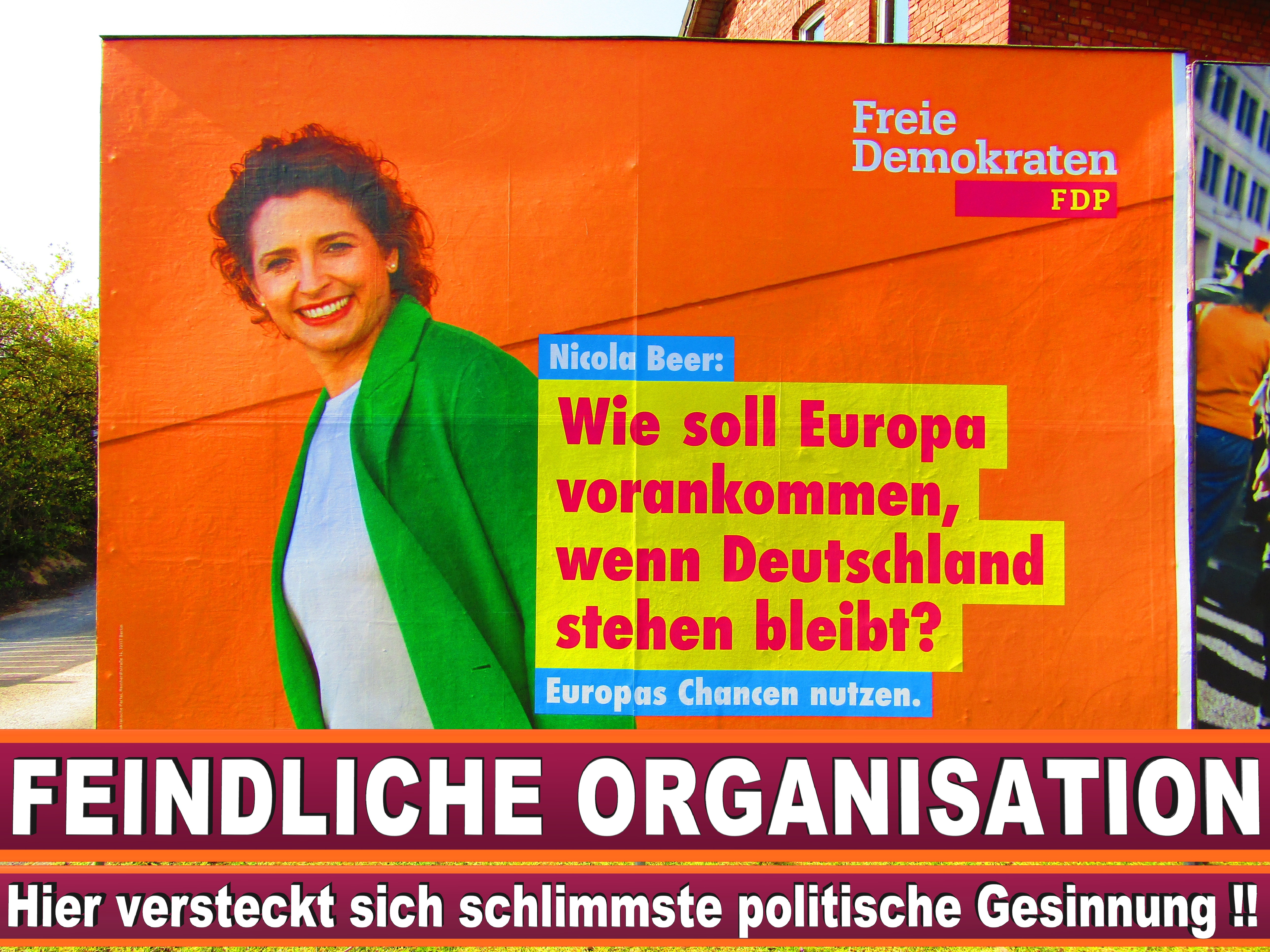 Europawahl Köln Wahlhelfer