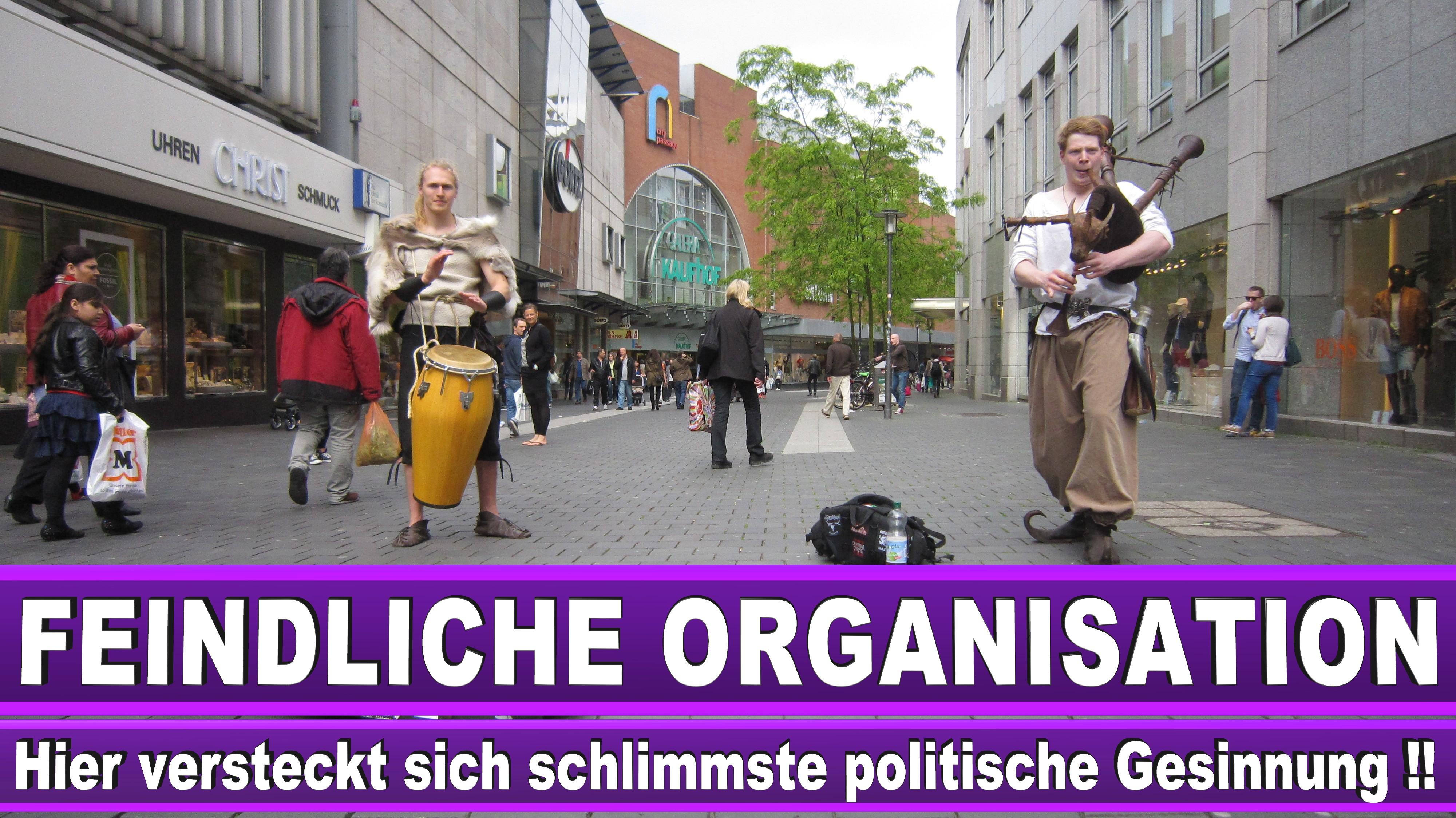 Europawahl Oberhausen