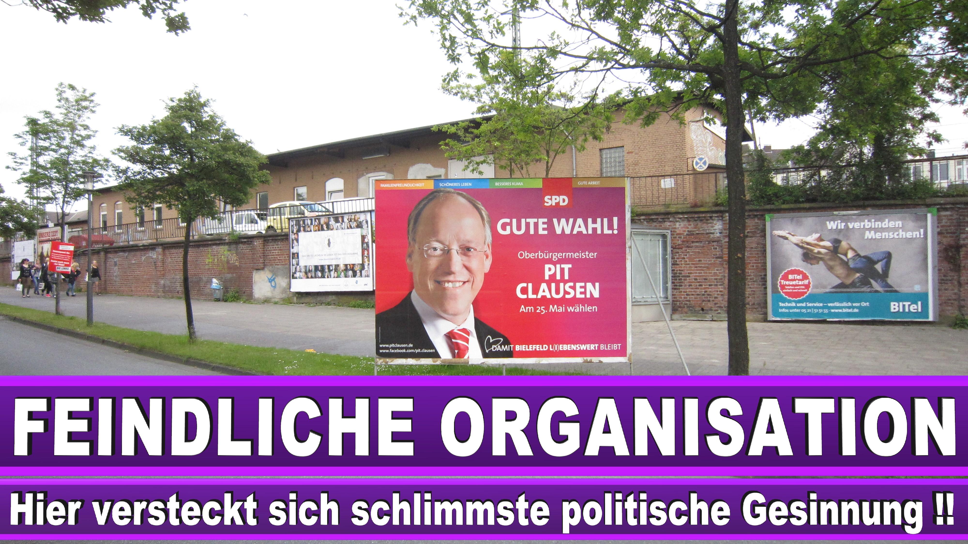 Europawahl Organisation