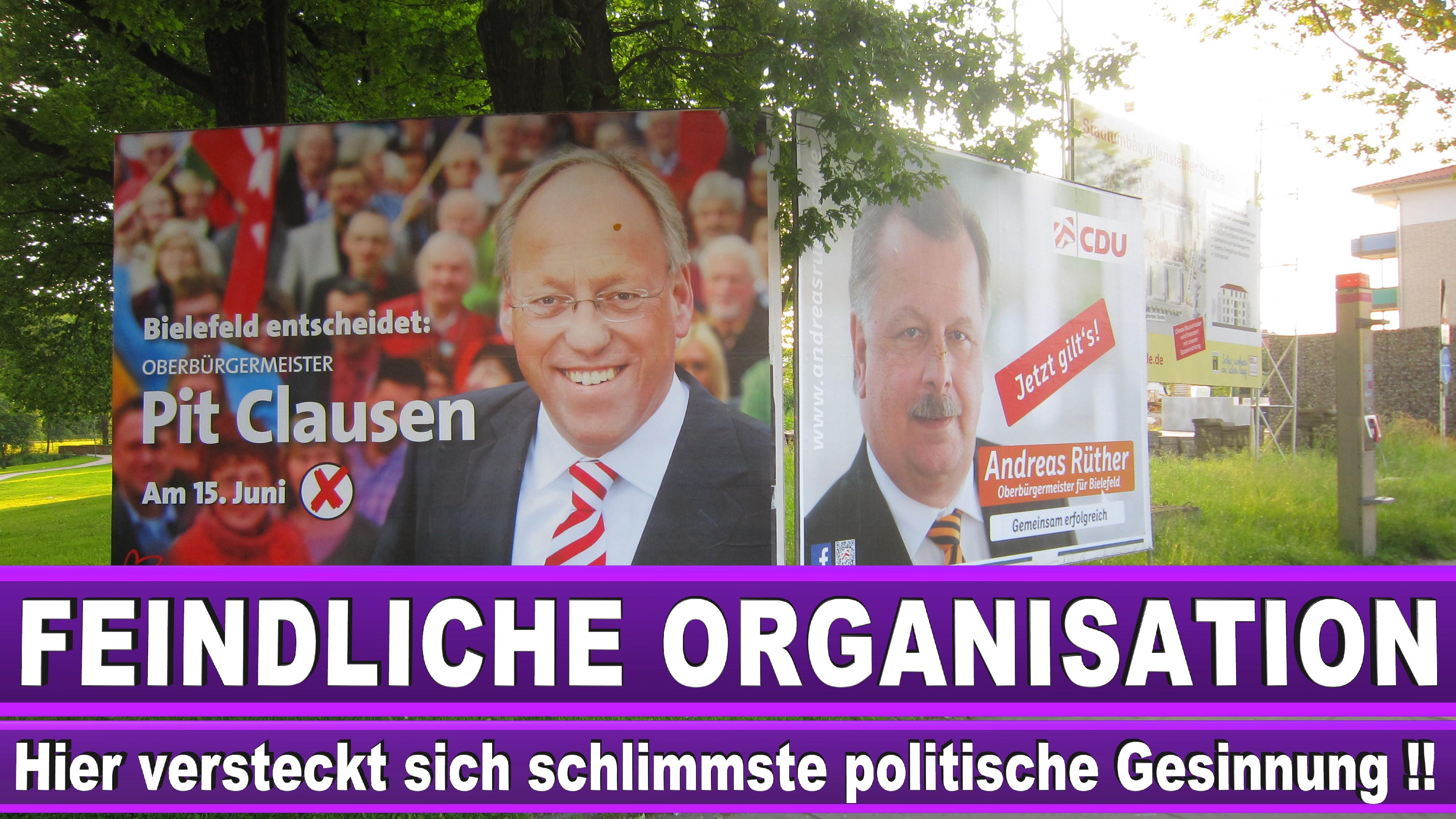 Europawahl Umzug