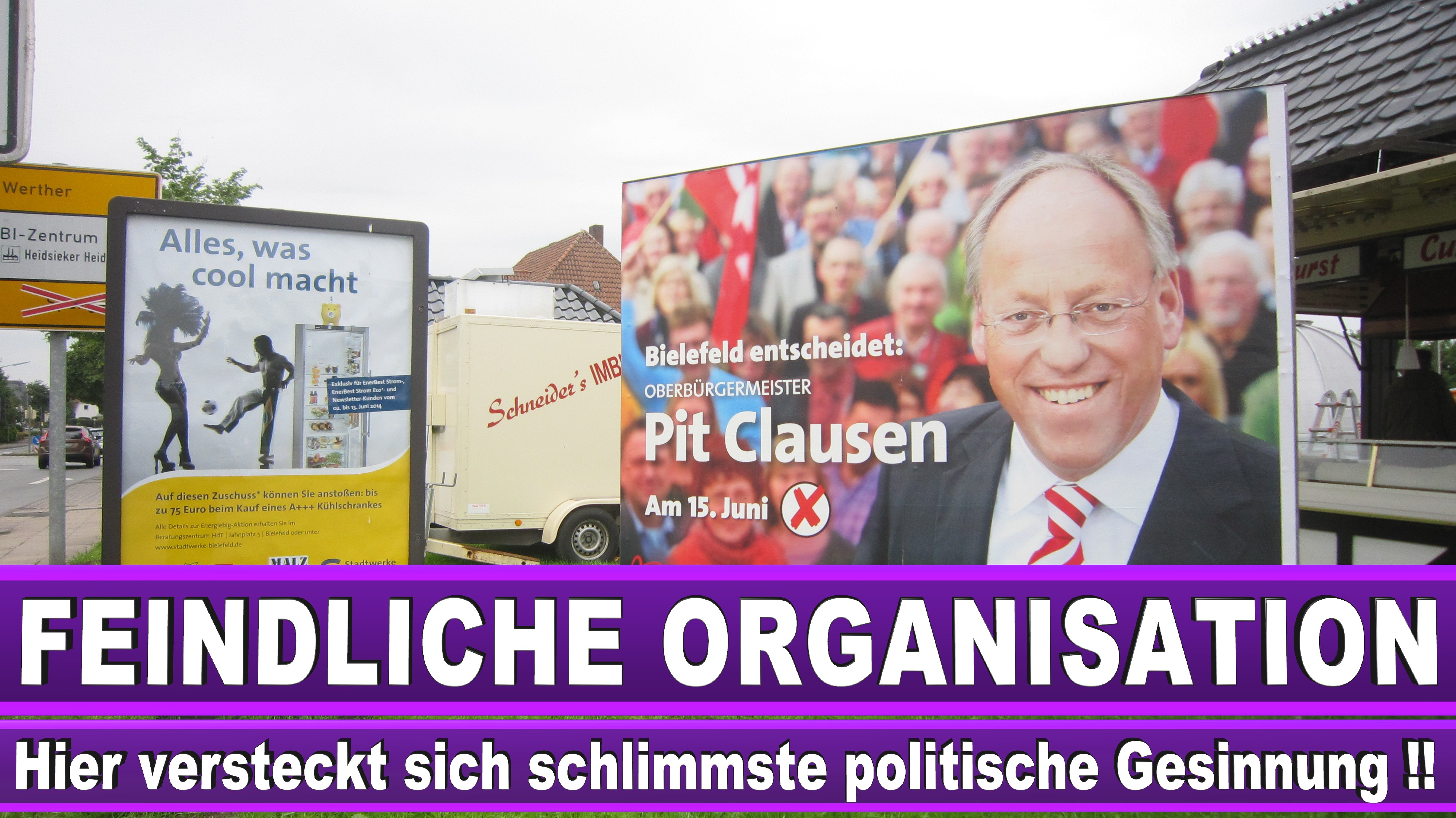 Europawahl Wahlhelfer Wuppertal
